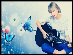 Gitara, Taylor, Swift